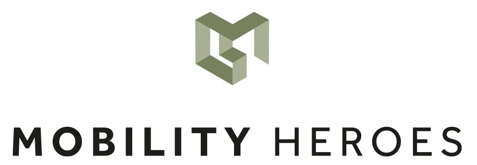 Logo Mobility Heroes